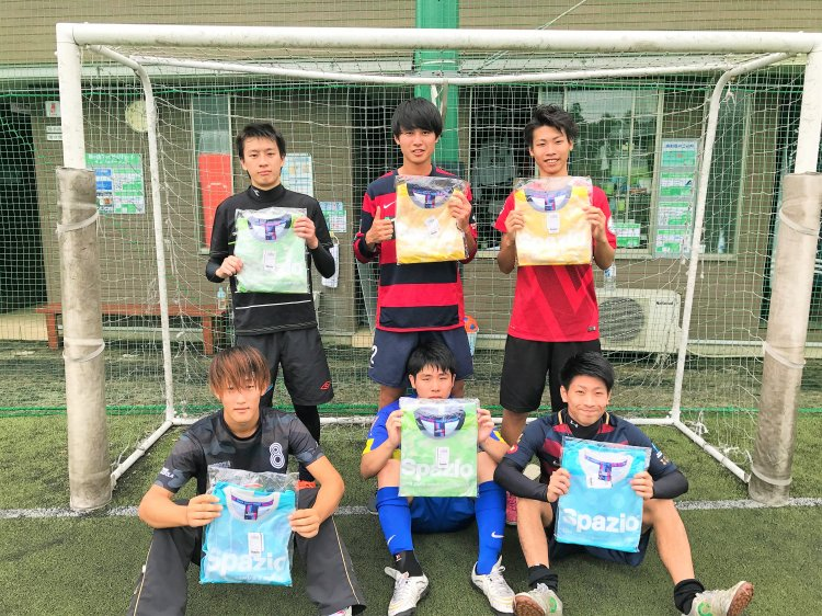 「SPAZIO CUP」ファースト2クラス大会
