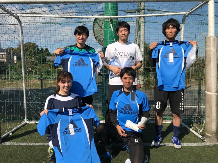 「adidas CUP」ファースト2クラス大会