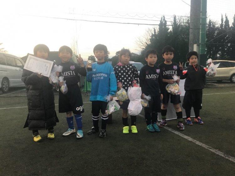【小学1年生】フットサル大会