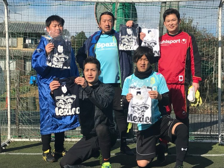 『Soccer Junky CUP』フリークラス大会