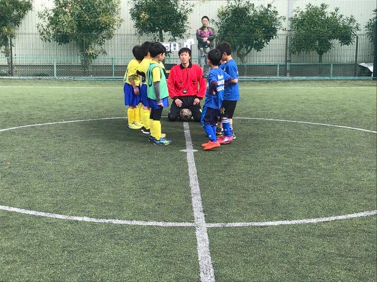 【小学1、2年生大会】アミスタカップ
