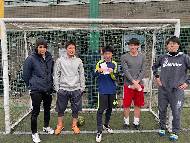 第2回 鶴ヶ島フットサル杯 一般の部(高校生以上)