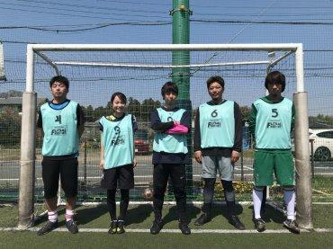 3位 - 【水色】しんたろうチーム