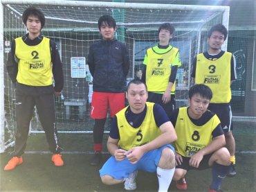 準優勝 - 【黄色】 じゅんぺいチーム