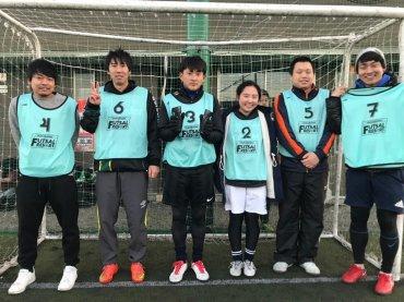 3位 - 【水色】じゅんぺいチーム